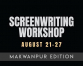 Screenwriting workshop in Makwanpur