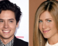 Cole Sprouse had crush on Jennifer Aniston while working on 'Friends'