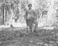 Nostalgia: Major General Madan Shumsher JBR, son of Chandra Shumsher, posing with his catch