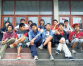 B-boying  craze in Pokhara