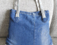 DIY Denim bags from old jeans: