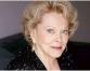 Veteran actor Shirley Douglas passes away at 86