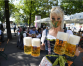 Kegs tapped in Munich pubs for mini-Oktoberfest in shadow of COVID-19