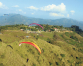 International Paragliding Competition Begins