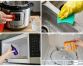 Kitchen hacks to save time and keep your kitchen clean