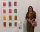Neera Joshi representing Nepal in XIIIth Florence Biennale