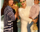 Sameera Reddy has her fangirl moment with Rekha
