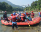 Rafting craze in Seti River