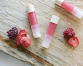 DIY Raspberry Lip Balm