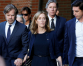 Apologetic actress Felicity Huffman gets 14-day sentence in U.S. college scandal