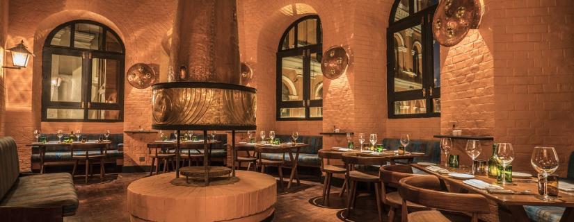 The Chimney restaurant reopened