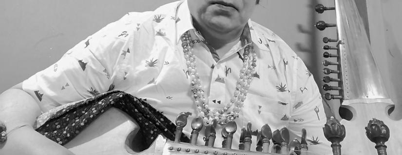 Ustad Sudarshan Rajopadhaya's love for Sarod