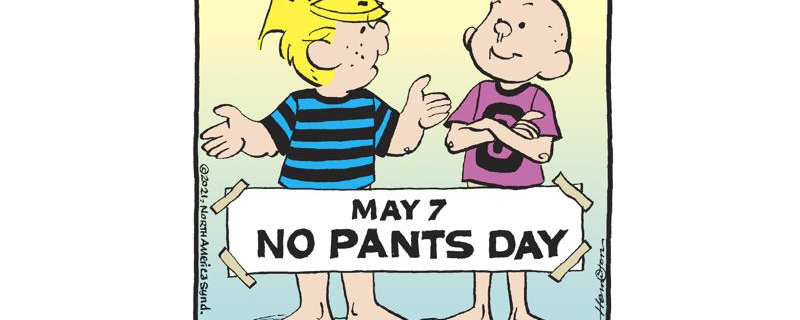 Comic strip artists band together for a silly and good cause