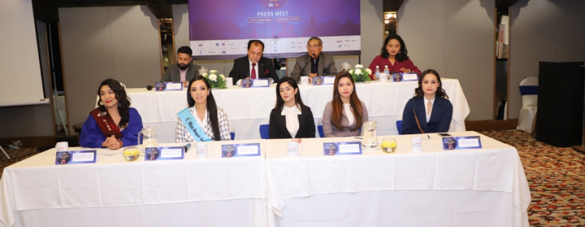 Nepal's journey to Miss Universe 2020 halts