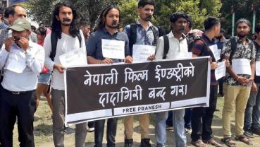Youth demand comedian Pranesh Gautam's Release