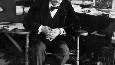 Upcoming exhibit highlights Twain's overseas adventures