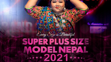 Gearing up for 'Super Plus Size Model Nepal 2021'