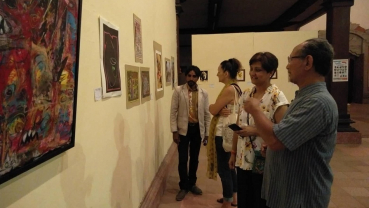 Nepali artists in Indonesia