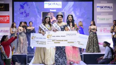 Reshma bags Miss Nepal Peace