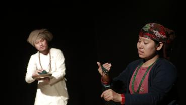 'Jokhana' conveying the plight of a woman