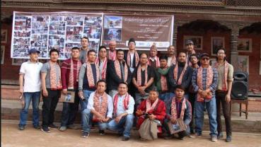 'Exploring Bhaktapur' on display