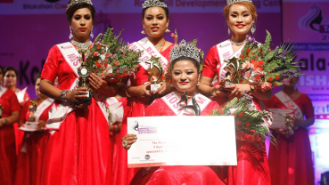 'Beautician Talent Nepal' kicks off
