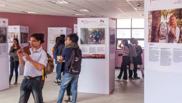 Photo exhibition celebrating friendship begins