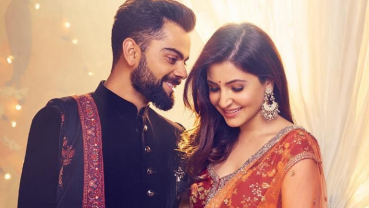 Virat Kohli is all praise for his wife Anushka Sharma for making him a responsible person