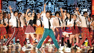 'The Jawani Song' from 'Student of the Year 2' out