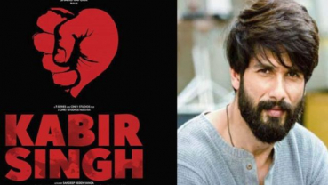 Countdown begins for 'Kabir Singh': Shahid unveils new poster