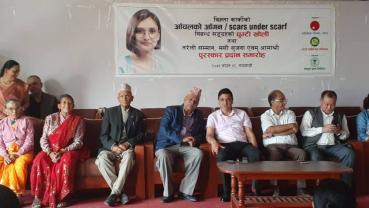 Bigyeta Karki launches her fifth book