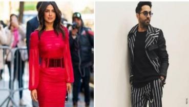 'Truly good representative of India': Ayushmann backs Priyanka Chopra