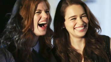 Emilia Clarke, Rose Leslie are being 'robbed blind' by monkeys in India!