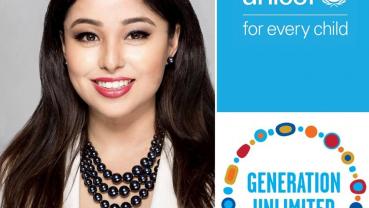 UNICEF appoints Kanchan Amatya on Global Board of Generation Unlimited