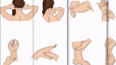 5 acupressure points to get relief from asthma