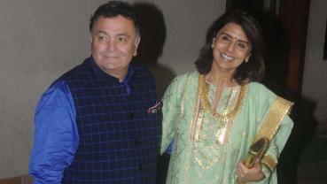 Rishi Kapoor to return to Mumbai, Neetu Kapoor reveals what helped them get through tough times