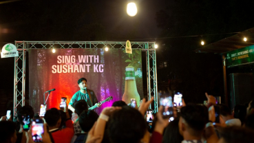 Mini concert: Sing with Sushant