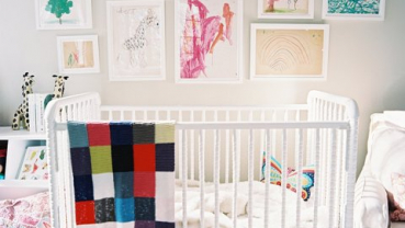 Keeping kids' rooms calm, colorful and (relatively) tidy
