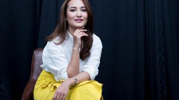 Five things about Shilpa Maskey