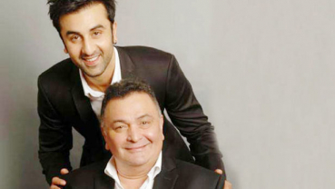 Here's what Ranbir Kapoor has to say about papa Rishi Kapoor's health and his return to India