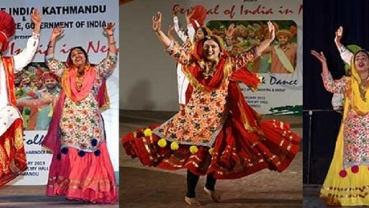 Panjabi culture lands on Kathmandu