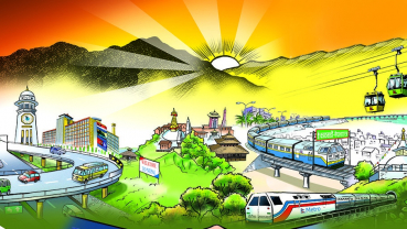 Prosperous Country, Happy Nepalis