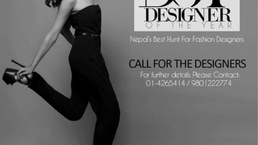 Hunt for Nepal's best fashion designers