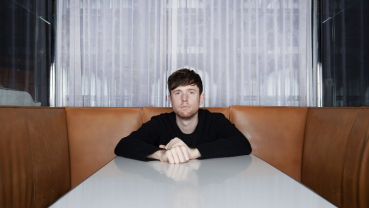 James Blake, music's most requested collaborator, opens up
