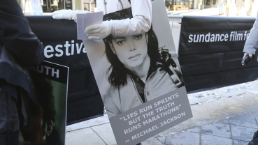 Standing ovation for Michael Jackson accusers at Sundance
