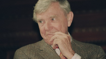 Russell Baker, author and NY Times columnist is dead at 93