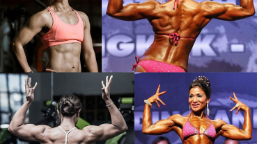 Female bodybuilding champions