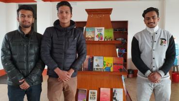 Hamro Kitab: For the book-loving society