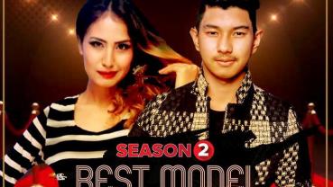 Best model of the year- season 2 kicks off