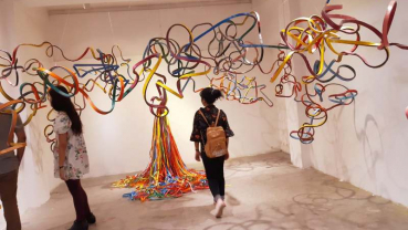 Conveying belongingness through the fusion of art and technology